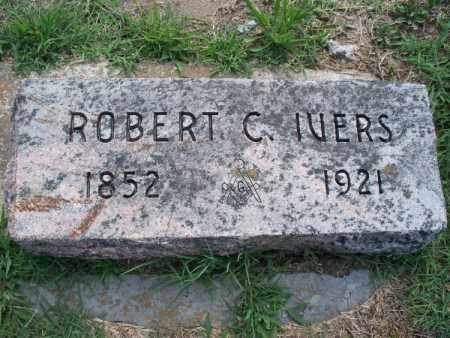IVERS, ROBERT C - Montgomery County, Kansas | ROBERT C IVERS - Kansas Gravestone Photos