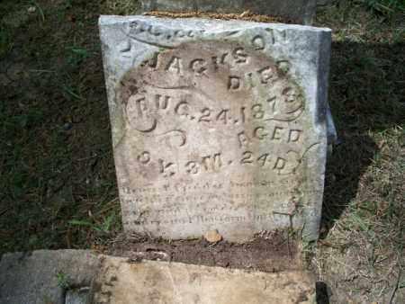 JACKSON, FREDDIE G (BOTTOM) - Montgomery County, Kansas | FREDDIE G (BOTTOM) JACKSON - Kansas Gravestone Photos