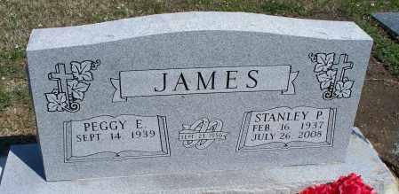 JAMES, STANLEY P. - Montgomery County, Kansas | STANLEY P. JAMES - Kansas Gravestone Photos