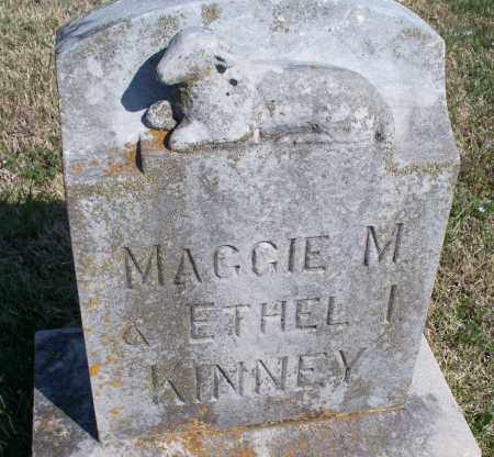 KINNEY, ETHEL I. - Montgomery County, Kansas | ETHEL I. KINNEY - Kansas Gravestone Photos