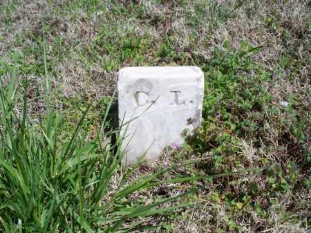 L., C. - Montgomery County, Kansas | C. L. - Kansas Gravestone Photos