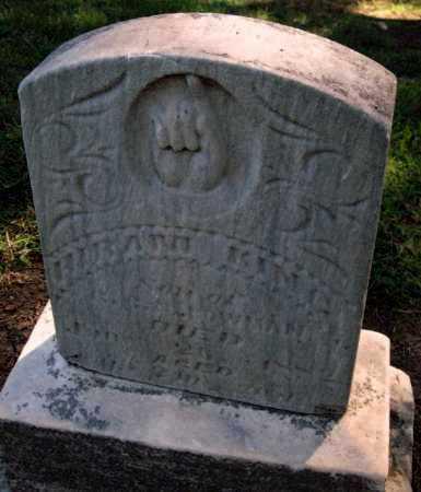 LOWMAN, HIRAM KING - Montgomery County, Kansas | HIRAM KING LOWMAN - Kansas Gravestone Photos