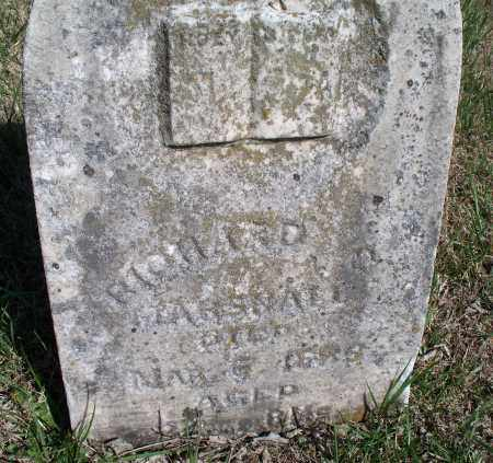 MARSHALL, RICHARD A. - Montgomery County, Kansas | RICHARD A. MARSHALL - Kansas Gravestone Photos