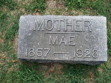 MCKENNAN, MAE - Montgomery County, Kansas | MAE MCKENNAN - Kansas Gravestone Photos