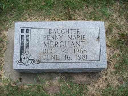 MERCHANT, PENNY MARIE - Montgomery County, Kansas   PENNY MARIE MERCHANT - Kansas Gravestone Photos