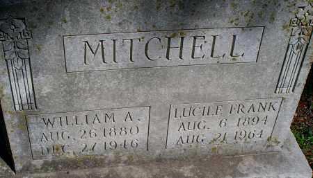 MITCHELL, LUCILE - Montgomery County, Kansas | LUCILE MITCHELL - Kansas Gravestone Photos