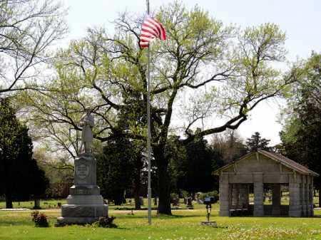 *OVERVIEW, ELMWOOD CEMETERY - Montgomery County, Kansas   ELMWOOD CEMETERY *OVERVIEW - Kansas Gravestone Photos