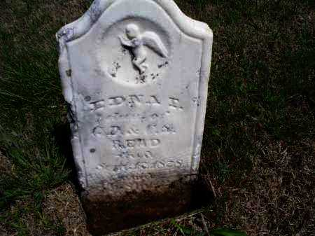 READ, EDNA - Montgomery County, Kansas | EDNA READ - Kansas Gravestone Photos