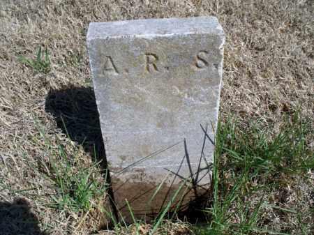 S, A  R  - Montgomery County, Kansas | A  R  S - Kansas Gravestone Photos