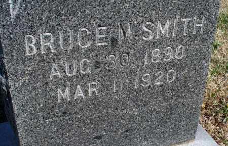 SMITH, BRUCE M. - Montgomery County, Kansas | BRUCE M. SMITH - Kansas Gravestone Photos