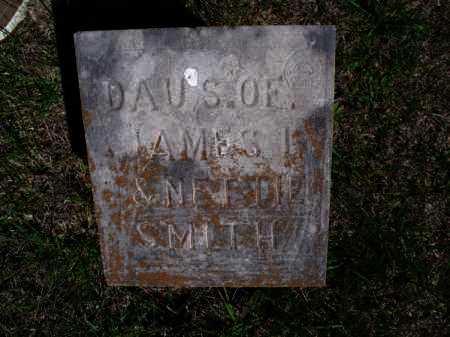 SMITH, DAUGHTERS - Montgomery County, Kansas   DAUGHTERS SMITH - Kansas Gravestone Photos