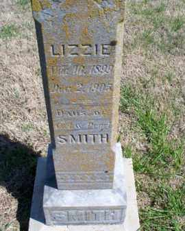 SMITH, LIZZIE - Montgomery County, Kansas | LIZZIE SMITH - Kansas Gravestone Photos