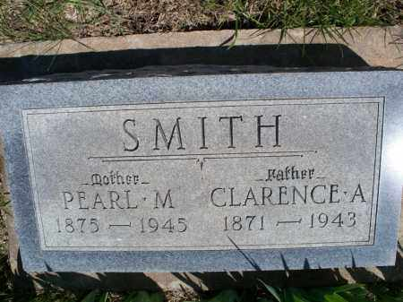 SMITH, PEARL M. - Montgomery County, Kansas | PEARL M. SMITH - Kansas Gravestone Photos