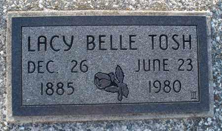 TOSH, LACY BELLE - Montgomery County, Kansas | LACY BELLE TOSH - Kansas Gravestone Photos