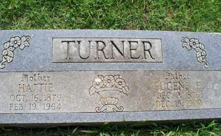 TURNER, EUGENE E. - Montgomery County, Kansas | EUGENE E. TURNER - Kansas Gravestone Photos
