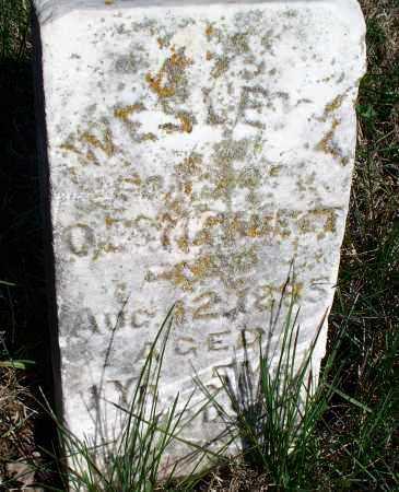 UNKNOWN, WESLEY - Montgomery County, Kansas | WESLEY UNKNOWN - Kansas Gravestone Photos