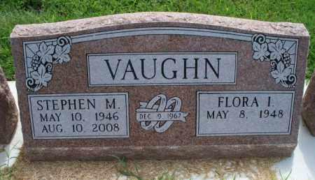 VAUGHN, STEPHEN M - Montgomery County, Kansas | STEPHEN M VAUGHN - Kansas Gravestone Photos