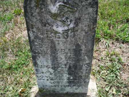 WAYBACK, ROBERT JR. - Montgomery County, Kansas   ROBERT JR. WAYBACK - Kansas Gravestone Photos
