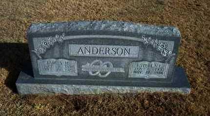 ANDERSON, JAMES H - Morton County, Kansas | JAMES H ANDERSON - Kansas Gravestone Photos