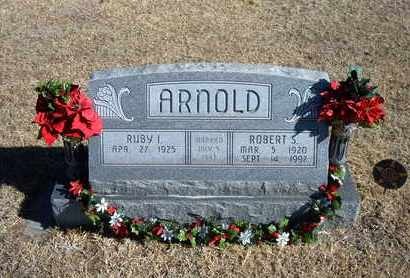 ARNOLD, ROBERT S - Morton County, Kansas | ROBERT S ARNOLD - Kansas Gravestone Photos