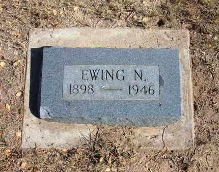 WILSON, EWING N. - Morton County, Kansas   EWING N. WILSON - Kansas Gravestone Photos
