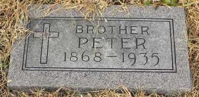 KENNEDY, PETER - Pottawatomie County, Kansas | PETER KENNEDY - Kansas Gravestone Photos