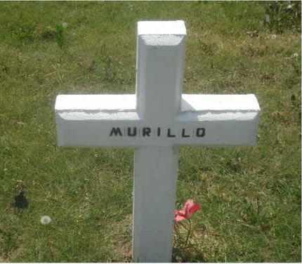 MURILLO, ? - Reno County, Kansas   ? MURILLO - Kansas Gravestone Photos