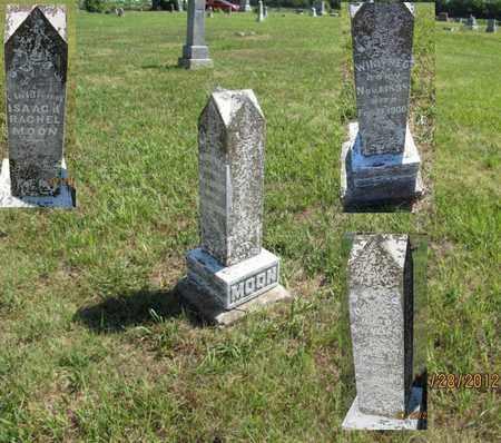 MOON, WINIFRED - Riley County, Kansas   WINIFRED MOON - Kansas Gravestone Photos