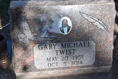 TWIST, GARY MICHAEL - Sedgwick County, Kansas   GARY MICHAEL TWIST - Kansas Gravestone Photos