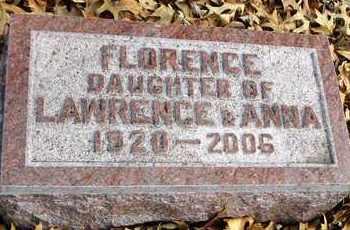 AUSHERMAN, FLORENCE - Shawnee County, Kansas   FLORENCE AUSHERMAN - Kansas Gravestone Photos