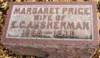 AUSHERMAN, MARGARET - Shawnee County, Kansas | MARGARET AUSHERMAN - Kansas Gravestone Photos