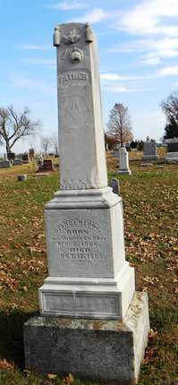 BEUDY, GEORGE - Shawnee County, Kansas | GEORGE BEUDY - Kansas Gravestone Photos