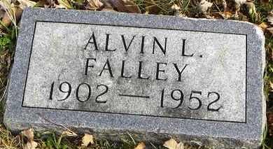 FALLEY, ALVIN L - Shawnee County, Kansas | ALVIN L FALLEY - Kansas Gravestone Photos