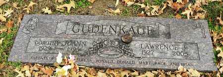 GUDENKAUF, LAWRENCE J - Shawnee County, Kansas   LAWRENCE J GUDENKAUF - Kansas Gravestone Photos