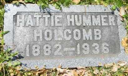 HOLCOMB, HATTIE L - Shawnee County, Kansas | HATTIE L HOLCOMB - Kansas Gravestone Photos