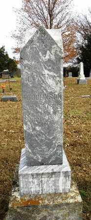 CULVER JOHNSON, LOVINA - Shawnee County, Kansas | LOVINA CULVER JOHNSON - Kansas Gravestone Photos