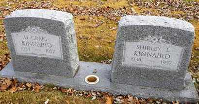BOWERS KINNAIRD, SHIRLEY L - Shawnee County, Kansas   SHIRLEY L BOWERS KINNAIRD - Kansas Gravestone Photos