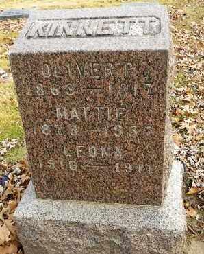 KINNETT, LEONA - Shawnee County, Kansas | LEONA KINNETT - Kansas Gravestone Photos