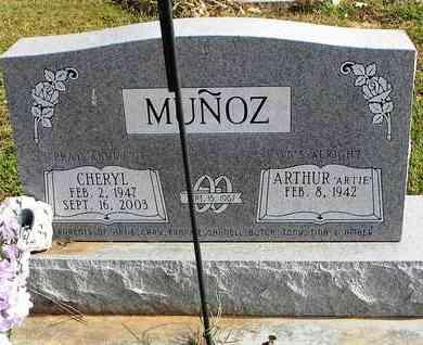 MUNOZ, CHERYL - Shawnee County, Kansas | CHERYL MUNOZ - Kansas Gravestone Photos