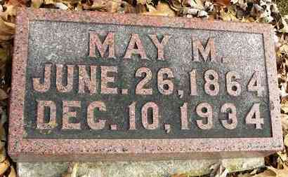 "NEISWENDER, MARY M ""MAY"" - Shawnee County, Kansas   MARY M ""MAY"" NEISWENDER - Kansas Gravestone Photos"