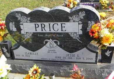 PRICE, JESSE L - Shawnee County, Kansas   JESSE L PRICE - Kansas Gravestone Photos