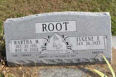 ROOT, MARTHA M - Shawnee County, Kansas | MARTHA M ROOT - Kansas Gravestone Photos