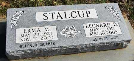 STALCUP, ERMA MAY - Shawnee County, Kansas | ERMA MAY STALCUP - Kansas Gravestone Photos