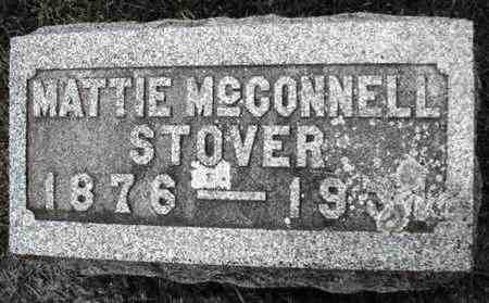 STOVER, MATTIE - Shawnee County, Kansas   MATTIE STOVER - Kansas Gravestone Photos