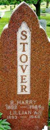CHRISTMAN STOVER, LILLIAN A - Shawnee County, Kansas | LILLIAN A CHRISTMAN STOVER - Kansas Gravestone Photos