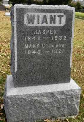 WIANT, JASPER - Shawnee County, Kansas | JASPER WIANT - Kansas Gravestone Photos