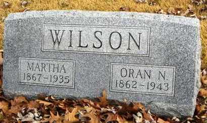 WILSON, MARTHA JANE - Shawnee County, Kansas | MARTHA JANE WILSON - Kansas Gravestone Photos