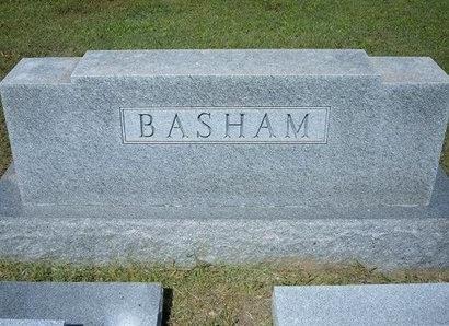 BASHAM FAMILY GRAVESTONE,  - Wichita County, Kansas |  BASHAM FAMILY GRAVESTONE - Kansas Gravestone Photos