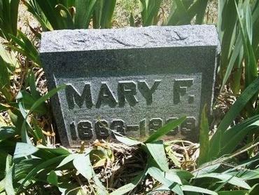 BASHAM, MARY FRANCES - Wichita County, Kansas | MARY FRANCES BASHAM - Kansas Gravestone Photos