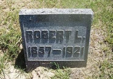 BASHAM, ROBERT  LOGAN - Wichita County, Kansas | ROBERT  LOGAN BASHAM - Kansas Gravestone Photos
